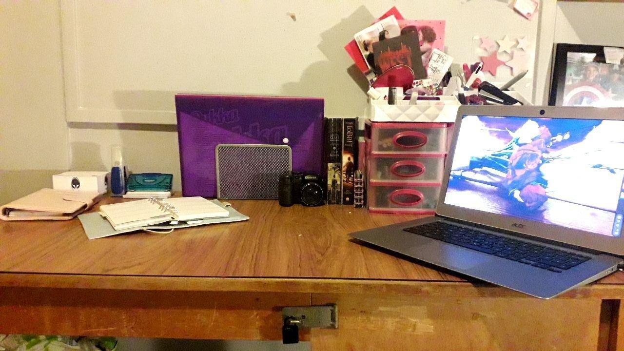 Student's room
