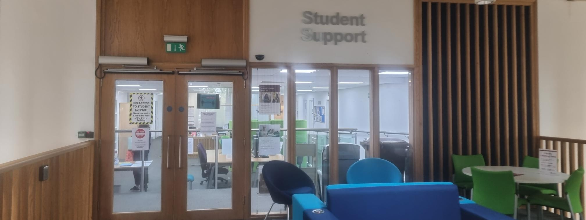 Outside student support